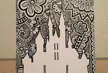 templom rajz