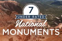 National Monuments / See our country's 83 national monuments! Each pin links to the official national park website. For full-time travelers, reference this board to be sure you don't miss any of our nation's natural treasures.