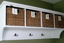 Home Organization / by Shelley Nelson