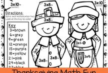 Holiday Math Ideas and Resources / Creative and fun holiday ideas for the math classroom.