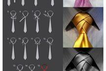 Cravate, noeud pap