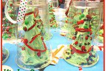 Classroom - Christmas