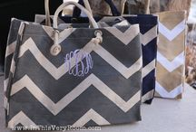 More Monograms, Please! / Everything is more fun if it's monogrammed!