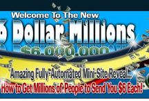 Money Making Mini Site / This Amazing Fully-Automated Mini-Site Reveals How  To Get Lots Of People To Send You $6 Each! Yes, It's True, No Waiting, You Get Paid Directly Into  Your Paypal Account Every Time A Referral Of Yours Joins This Business Opportunity. It Is Not A Get Rich Fast Scheme, But It Surely Can Provide The Starting Online Marketer And The More Experienced One With  Some Additional Cash That Can Grow To Serious Proportions! Access It Via Any One Of The Links In The Pins Below...
