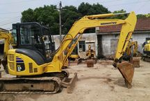 5 ton Japan excavator for sale