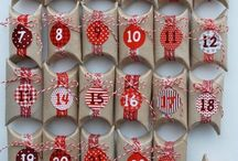 Advent calendar / ideas for #diy and creating your own #advent #calendar for #Christmas