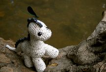 Create: Crochet Animals: Dinosaurs & Fossils / by Kaitlyn L