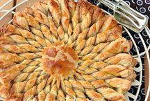 Ciasta francuskie, półfrancuskie, filo