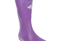 TCU Gear / by TCU