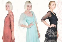 My favorite vintage-style dresses from wardrobeshop.com / by Christa Malcolm
