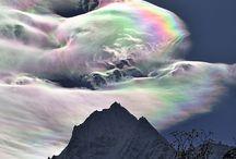 striking skies