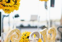 wedding-table centre pieces