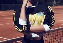 Sporty / #sport #sporty #models #modelling #outdoor #fitgirl #editorial #magazine #sport