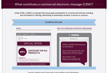 Canada's Anti-Spam Legislation / Canada's new anti-spam legislation (CASL) helps protect Canadians while ensuring that businesses can continue to compete in the global marketplace.