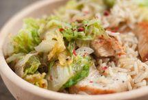 ENTREES - PLATS / entrées et plats