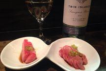 Sake, Soju & Wine