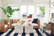 Designer Kathy Abell's Coastal Inspiration