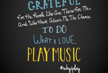 #whyiplay / First hand testimonials of why students play music!