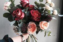 Inredning blommor