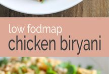 Low FODMAP food
