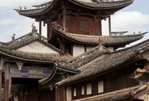 China traditional house
