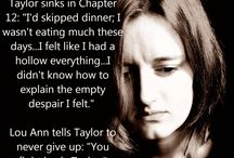 Taylor's quotes