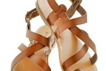 Sandals / by Heather Marshall