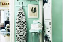 Home: Laundry Room Ideas / by Hannah Pickering
