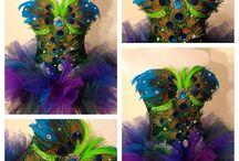 * Carnaval- peacock *