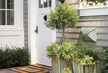 Entry Ways and Porches