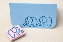 Elephants / by Rose So