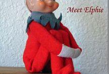 Elf on a shelf / by Pamela McLendon