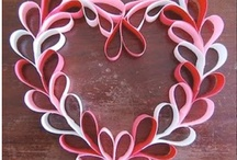 [Extraordinary] Valentine's Day / Valentine's Day Ideas for couples, kids, girlfriends, and boyfriends. DIY gifts, crafts, recipes, and activities. / by Danielle Smith