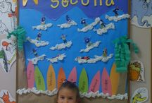 Second grade surfing theme! / by Ashley Burgos