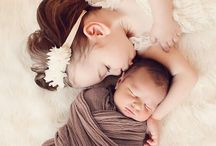 Newborn Photography Sibling