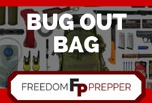 Bug Out Bag / Bug out bag list ideas for survival prepping and cool finds on bug out gear. Our top finds for bug out bag gear and other important bug out bag stuff for emergency preparedness. For the ultimate bug out bag checklist and best prepper tips & survival skills, follow Freedom Prepper on Pinterest, Facebook and on our blog at freedomprepper.com