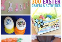 Easter Activity Ideas