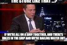 Elon Musk Bucket Sharing