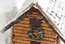 GINGERBREAD HOUSES / by Darlene Greg