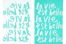Words and Sayings / by Bizi Ferguson