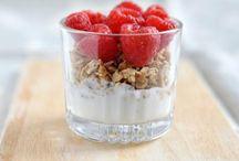 Healthy Breakfast / Healthy, filling breakfast ideas to start the day well. / by Mumsnet