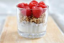 Healthy Breakfast / Healthy, filling breakfast ideas to start the day well.
