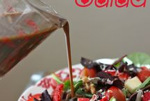 Diva Dish Salad Recipes / by Ari (The Diva Dish)