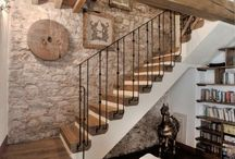 Stairs and Halls Decor