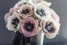 Paper Flowers Crafting / by Vickie Rucker