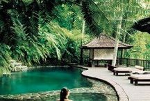 Spa Life / Indulge in the mind-body healing properties of Spa.