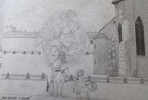 Kresby / Drawings