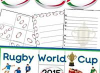 Rugby World Cup Resources / Rugby World Cup teaching resources for the classroom. High quality time saving  resources to help you to children all about the Rugby World Cup.