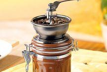 Kohvi veskid ja kohvi !