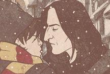 Severus snape / SNARRY